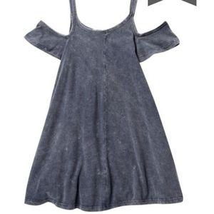 NWT Maddie cold shoulder dress